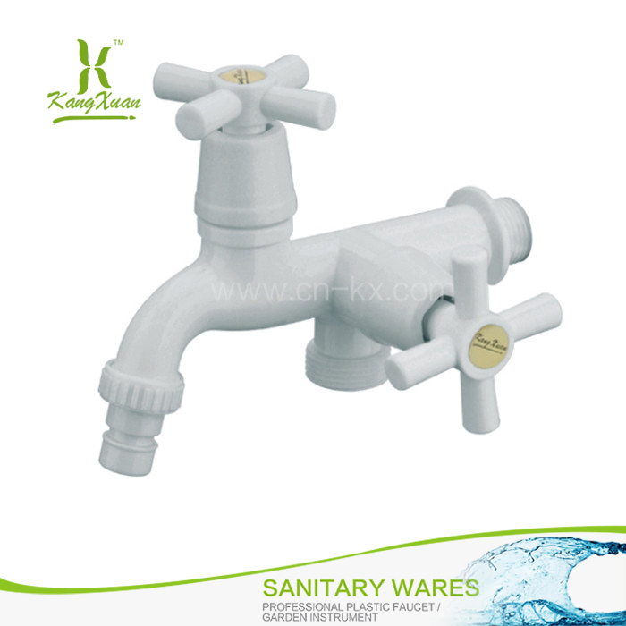 High Performance 2-way plastic water tap faucet, View 2-way plastic ...