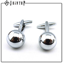 Supplier blank quality end high design cufflink