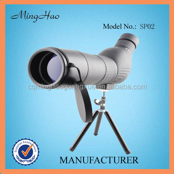 SP02, China Factory spotting scopes/Manufacturer 45x bird spotting monocular
