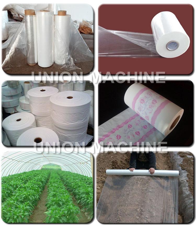 MS Lab Film Extruder/Film Kecil Extruder/Mesin Blowing Film PCL Blowing Film Machineblow Film Mesin Abaldpe