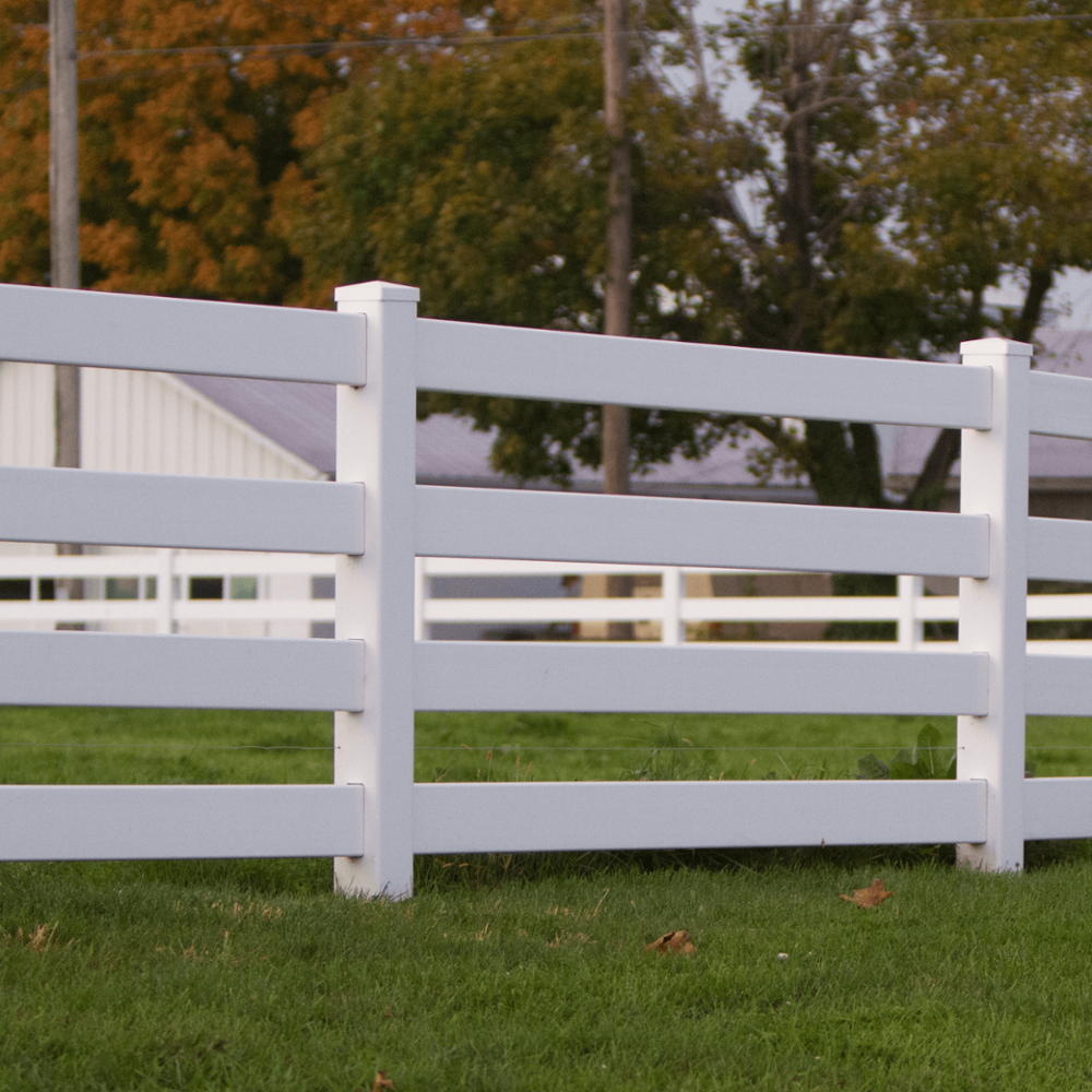 Ranch Vinyl Fence, Ranch Vinyl Fence Suppliers and Manufacturers at ...