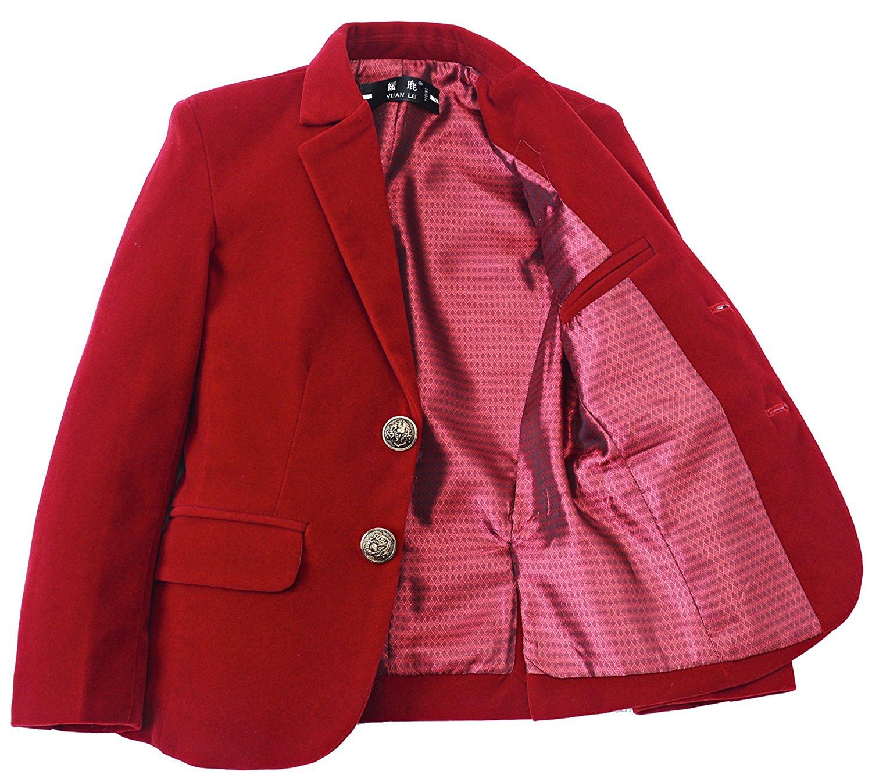91a46276b Cheap Red Boys Blazer