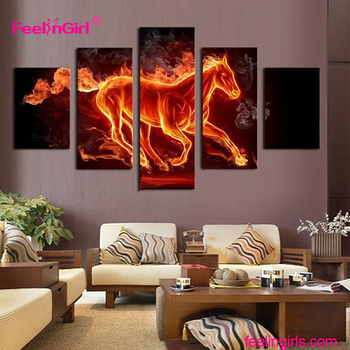 China Factory Latest Design 3d Canvas Wall Painting Buy Wall