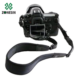 Wholesale Quick Release Comfortable Neoprene Neck Shoulder Camera Straps With Custom Logo