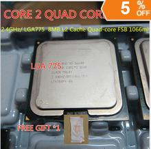 Original USED Q6600 CPU  Core2 QUAD core 2.4GHz/ LGA775 /8MB L2 Cache FSB 1066 MHZ cpu