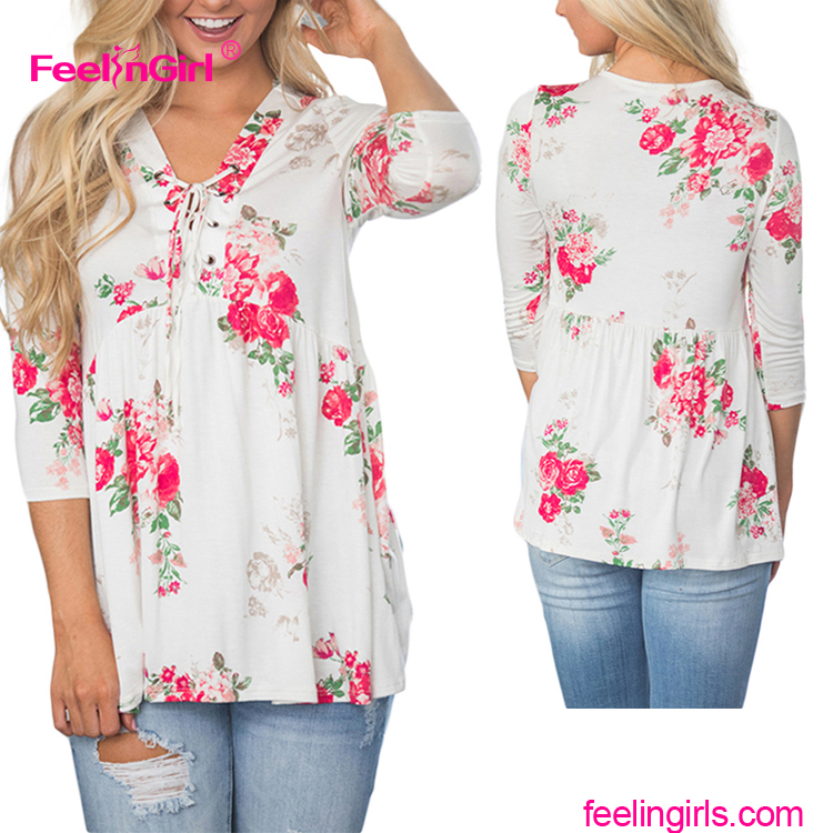 Wholesale Low Price Peasant Normal Latest Blouse Designs Buy