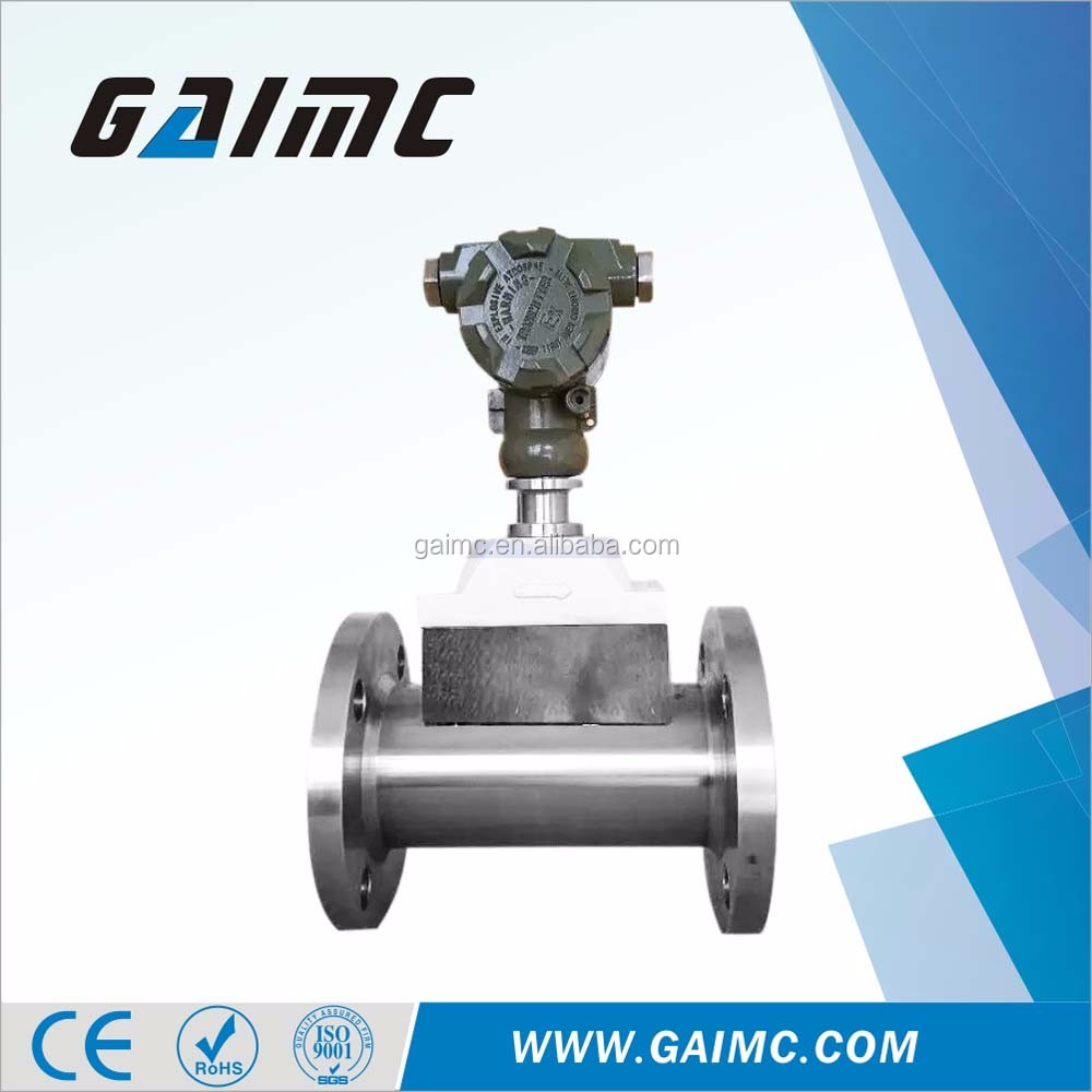 Anti-explosion Class1.5 Low Velocity Gas Flow Meter