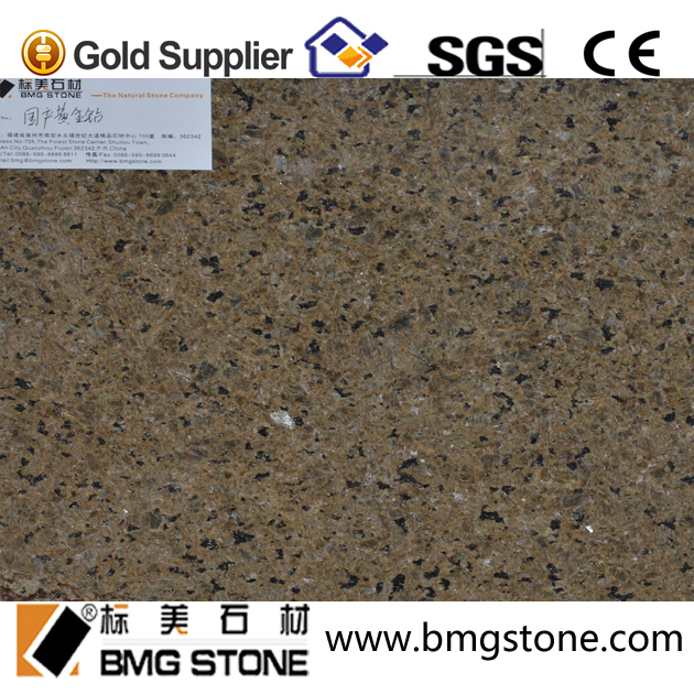 Tropic Brown granite for paving slabs/tiles, cubes& kerbs