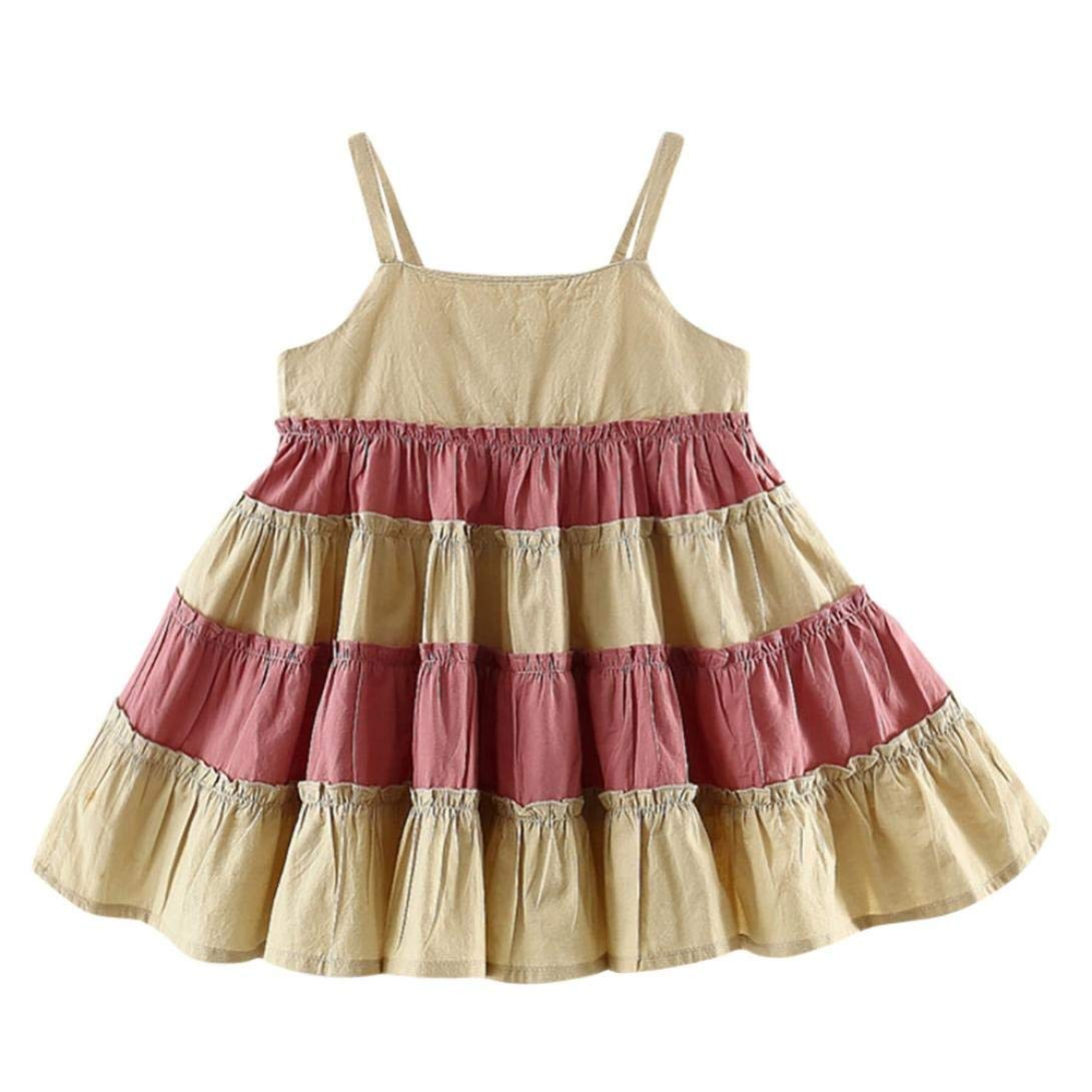 b00a9df775b Get Quotations · Juner Baby Girls Dress