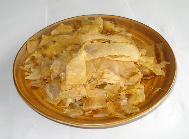 Shaved bonito flakes