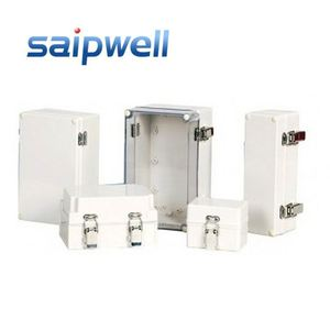 Saipwell/Saip IP66 waterproof post box with Hinge and Hasp DS-AGH series
