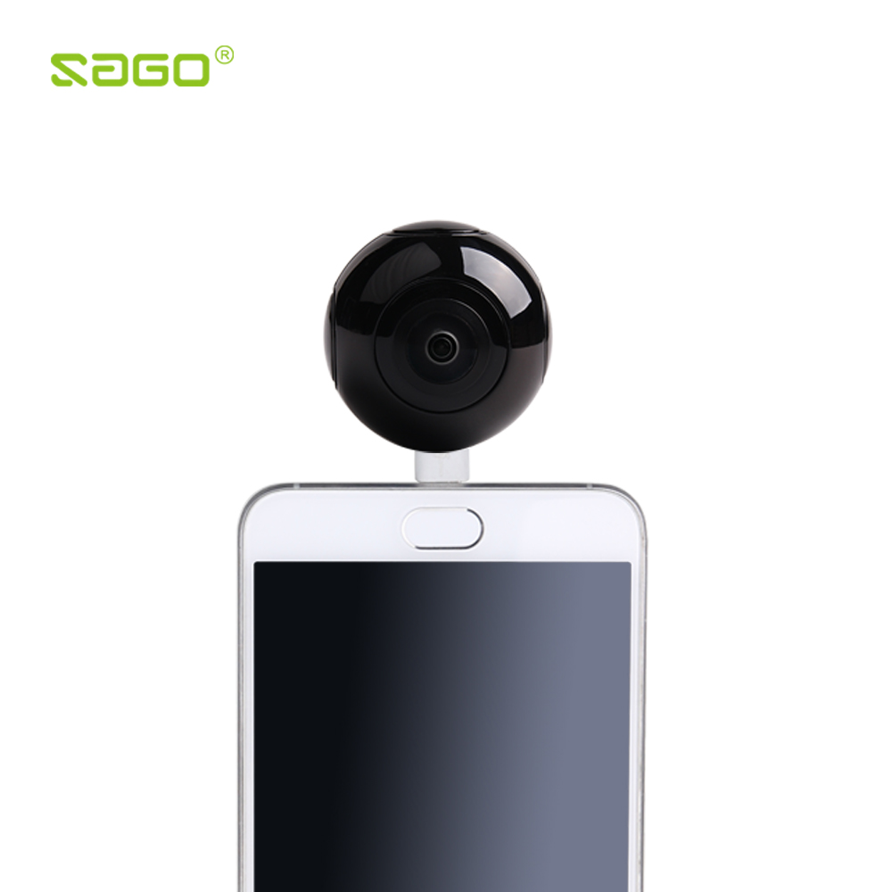 360 VR degree panoramic camera