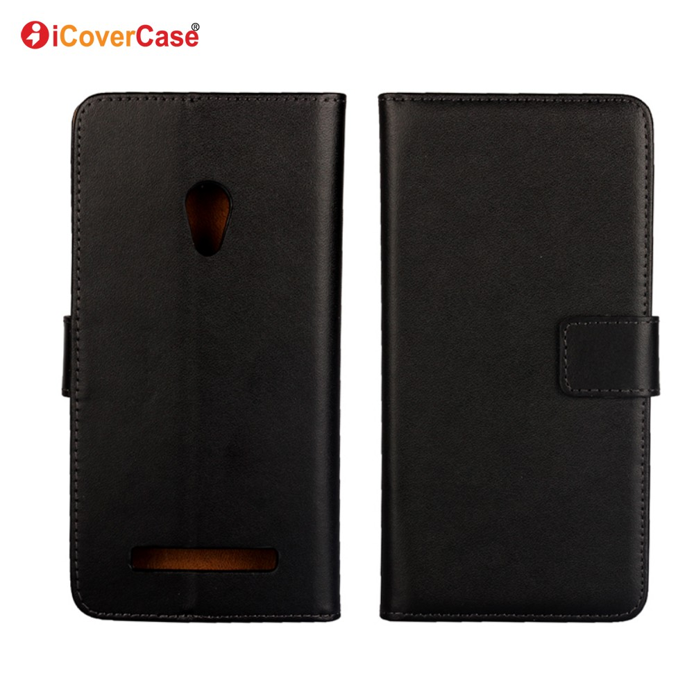 Mobile Phone Accessories Flip Cover Leather Wallet Case for Asus Zenfone 3/3 <strong>Max</strong> ZE520KL ZE552KL ZC530TL ZC553KL/Zenfone5 A500CG