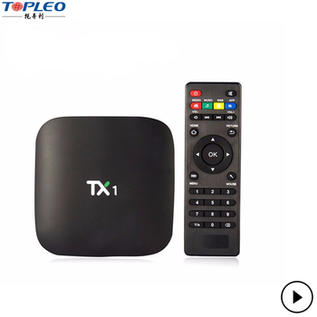 2 High speed USB 2.0 Rockchip RK3229 1G /2G DDRIII android 6.0 marshmallow tv box