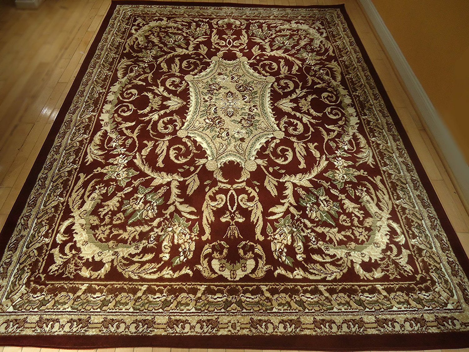Buy Large 8x11 Rug Beige Contemporary Rugs 8x10 Carpet Tan