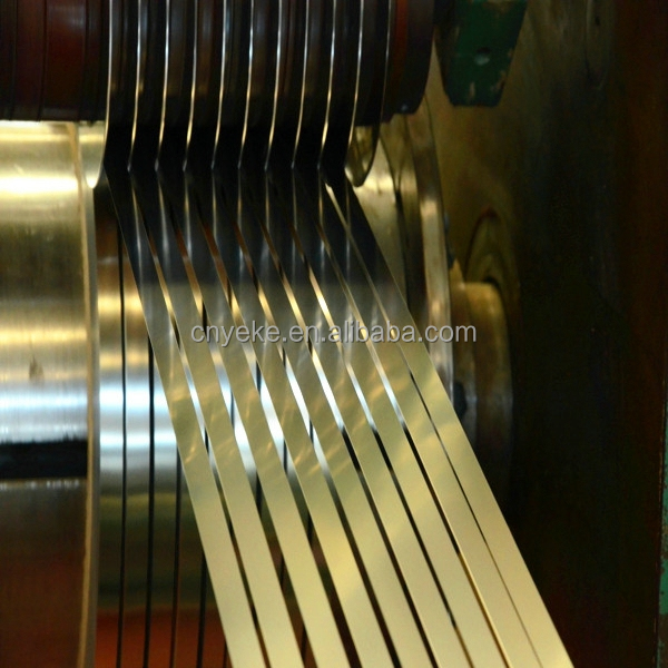 Ultra-thin, Ultra-hard, Good quality SS 301 Cold Rolled Precision stainless steel strips