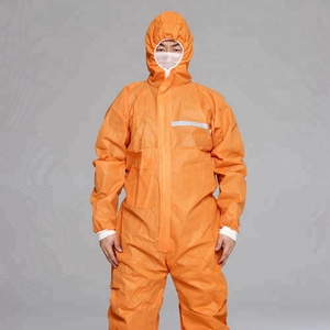 High Quality Disposable Non-woven Coverall Supplier In China