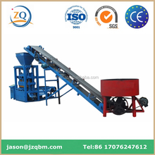 QT4-30 New Condition and BRICK PAVING MACHINE Processing tiger stone machine price
