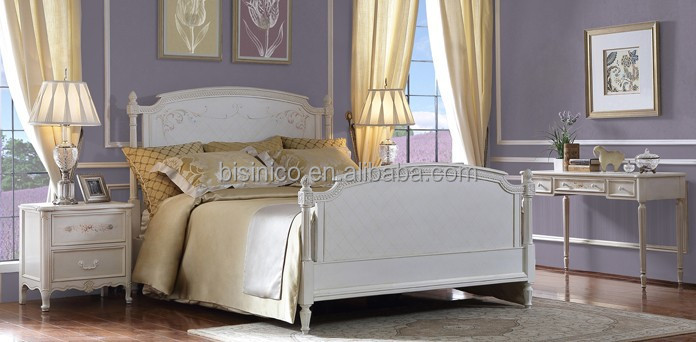 einfache stilvolle doppelbett queen size bett. Black Bedroom Furniture Sets. Home Design Ideas