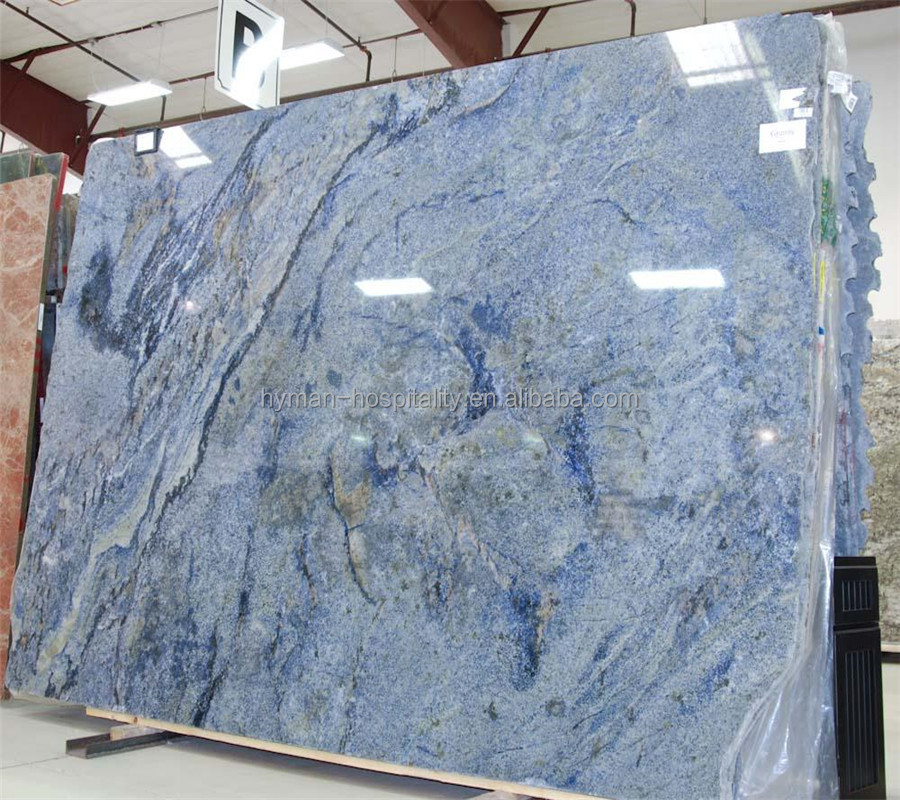Ocean Blue Granite Slab Countertops   Buy Ocean Blue Granite Slab  Countertops,Eco Stone Countertops Product On Alibaba.com
