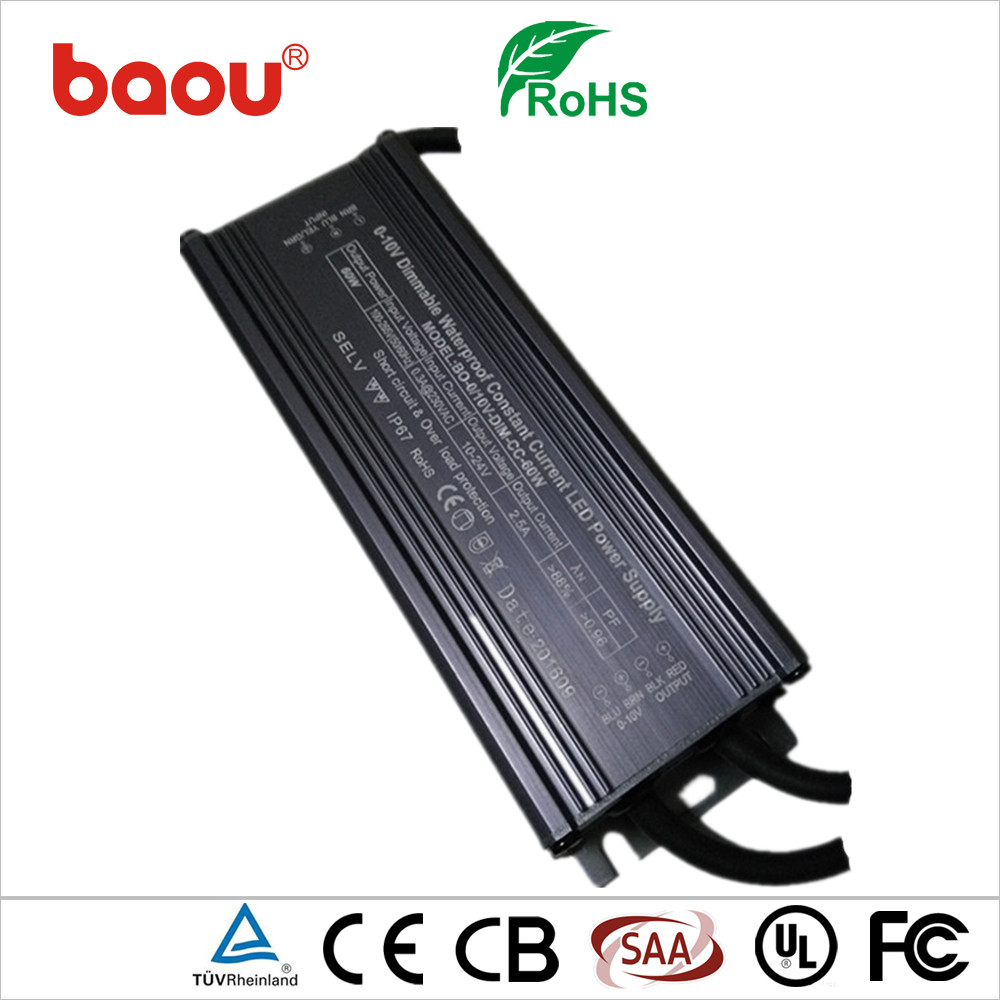 China 1 10v Led Driver Manufacturers And To 10 Volt Dimmers Wiring Diagram On 0 Dimming Suppliers