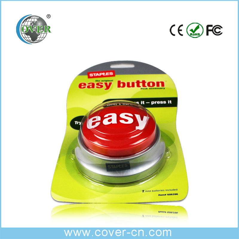 wholesale high quality answer buzzers/talking button for classroom games