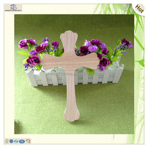 photos german unfinished christmas decoration pine wood cross