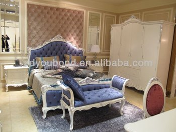 0036 Royal White King Size Solid Wood Luxurious Italian Classic Bedroom  Furniture Sets - Buy Classic White King Bedroom Furniture Sets,Luxurious ...
