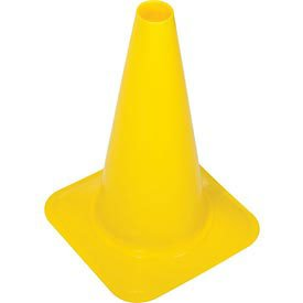 "Cortina Safety 03-500-38 18"" Sport Cone - Yellow"