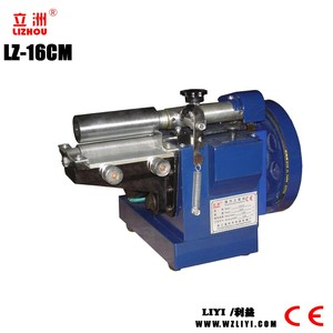 LZ-16cm Small Shoe Making Gluing Machine for sale with low pice