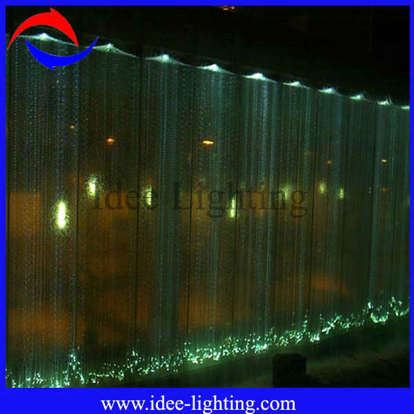 Curtains Ideas curtain lighting : Led Fiber Optic Waterfall Light Curtain - Buy Fiber Optic ...
