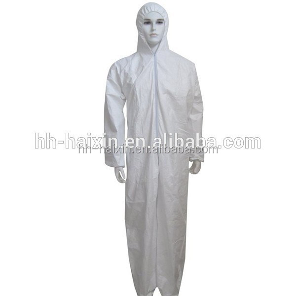 CE, ISO13485, FDA, NELSON Standard Disposable Protective Coverall Suit