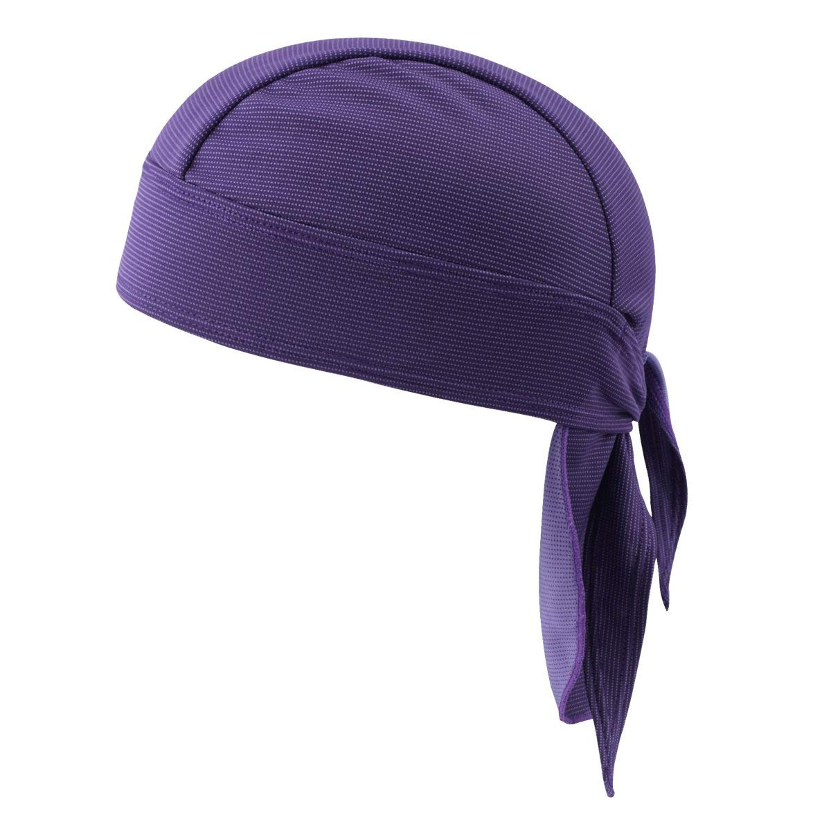 564d186385 Get Quotations · Tofern Men and Women Helmet Liner Skull Cap Cycling  Running Sport Bandana Hat Headscarf Sweat Absorbent