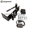 650mah kangertech evod double starter kit/mt3 E cig kit with replaceable evod atomizer coil
