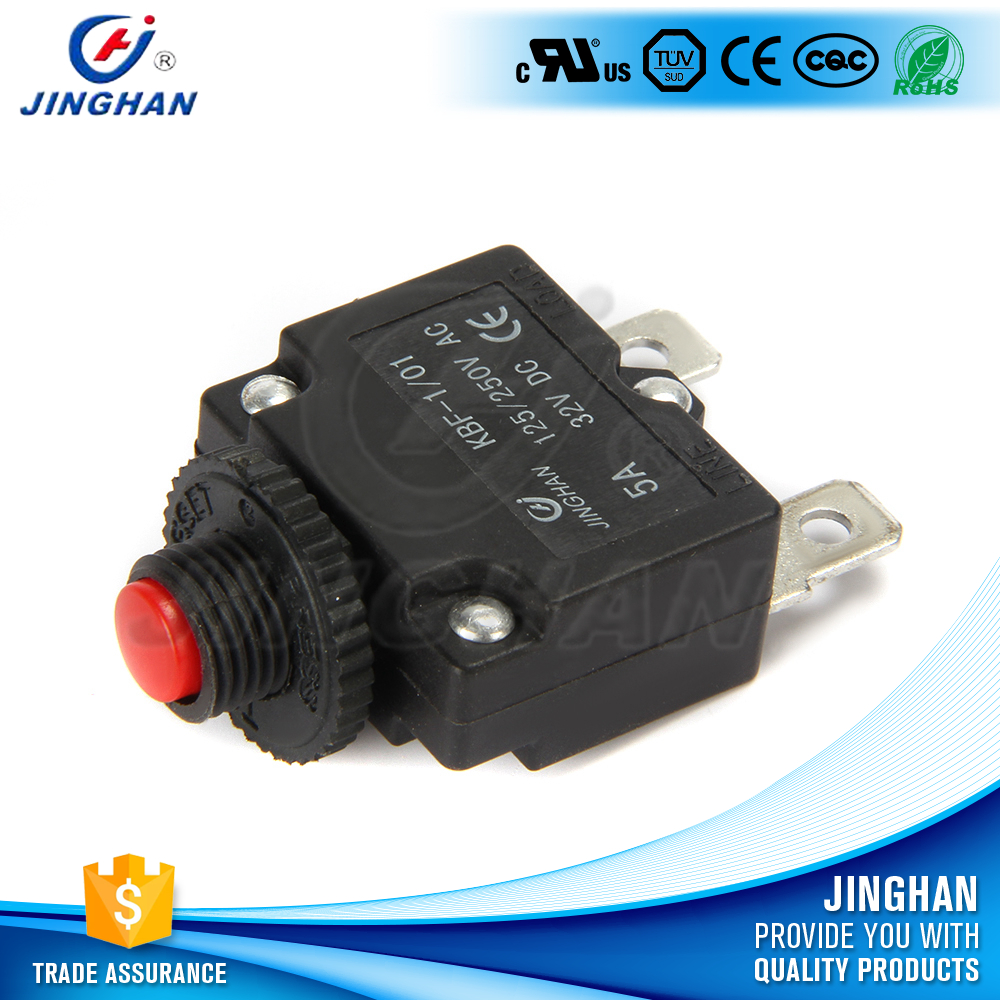 New Plastic Metal Air Compressor Circuit Breaker Overload Protector AC15A DI
