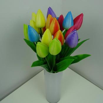 Artificial Flower Wedding Bouquet Tulip Buy Wedding Bouquet