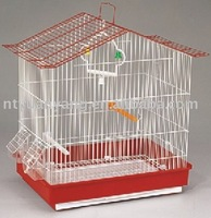 pet supply small bird pet cages house parrot cage wire mesh