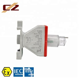Hottest ATEX Red Explosion-proof Signal Lamp