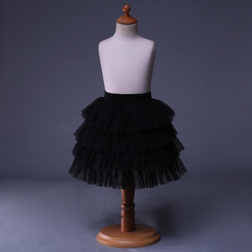 6b0426b4a Venta al por mayor falda tutu negro-Compre online los mejores falda ...