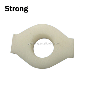 Extruding dental plastic parts for polymorph pcl plastic