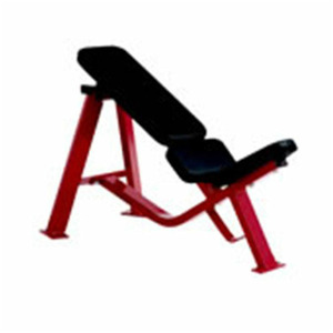Fitness machine, Gym Fitness Equipment ,Commercial fitness equipment /LS-H40 Incline chair-30 Degree