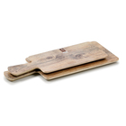 Hot sale good quality melamine dinner wooden trays