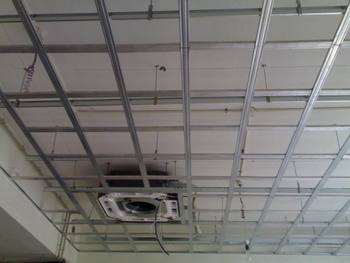 Light Weight Steel Frame Drywall Profile Suspended Ceiling