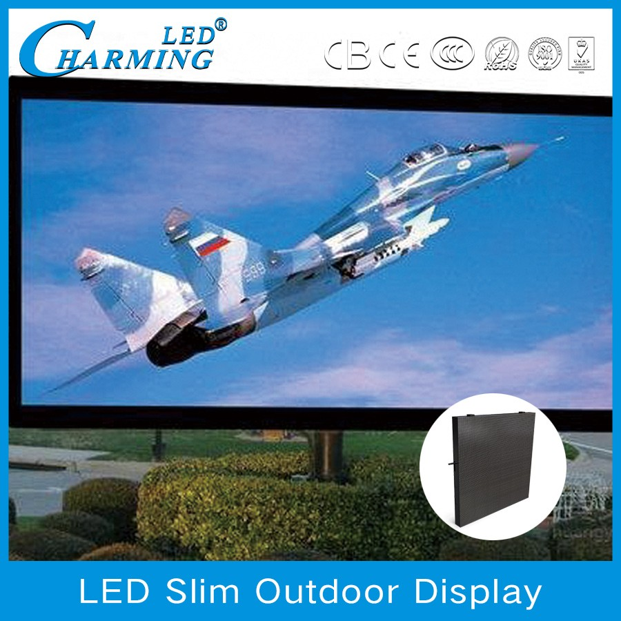 New Innovative Products Digital Outdoor Led Advertising Billboard Screen For Sale