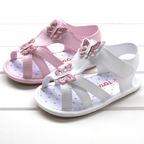 best sneakers b2361 df1be Buy Foot fat Baby Toddler shoes Sandals Soft bottom Cleats Children shoes  0-1-2-3 years old Baby Girl Summer in Cheap Price on m.alibaba.com