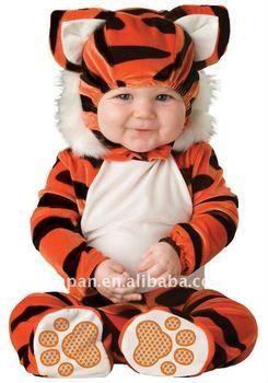 2cf4a1462e884 Tz-69078 Animal Tigre Costume Tigre Bébé Costume - Buy Costume De ...