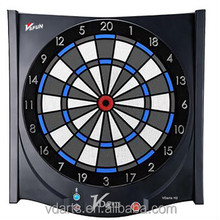 Worldwide electronic dartboard can play online--VDarts H2