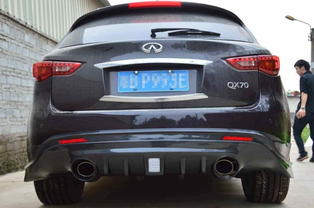 List Manufacturers Of Rear Bumper Diffuser For Infiniti