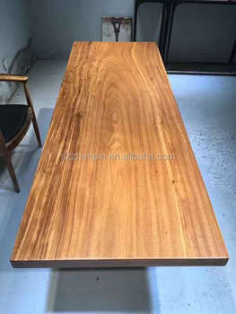 Zingana Wood / Zebra Wood / Table Top/solid Wood, Big Board Table/