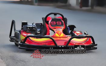 200cc Atv 4wheel Drive Electric Racing Go Karts For